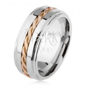 Lesklý tungstenový prsteň 7a8cba62bc1