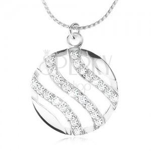 Strieborný náhrdelník 925 587e528d780